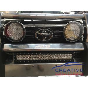 HiLux Driving Lights