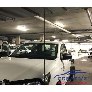 HiLux GME AE220 Antenna