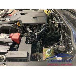 HiLux Battery Master Switch
