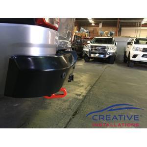 HiLux Reverse Parking Sensors