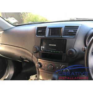 Kluger Kenwood Car Stereo