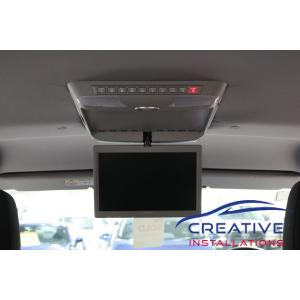 Kluger Roof DVD player