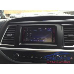 Kluger radio head unit