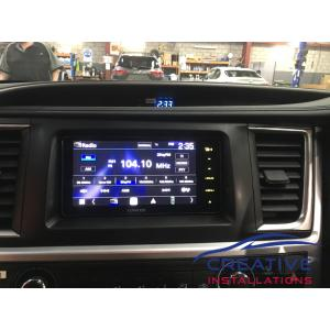 Kluger Kenwood DDX919WS Infotainment System