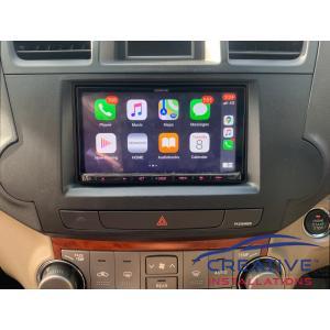 Kluger Grande Apple CarPlay