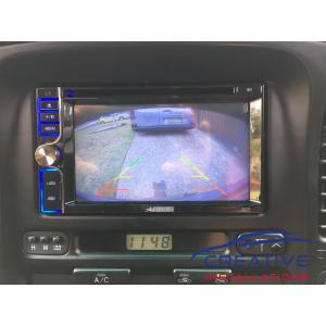 LandCruiser Reverse Camera