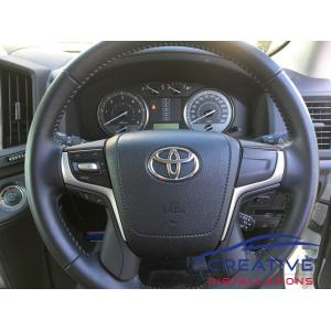 LandCruiser Steering Wheel Controls