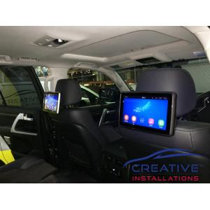 LandCruiser Car DVD Players