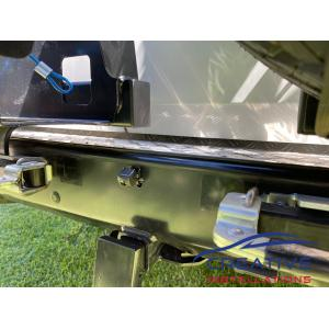 LandCruiser Kenwood Reversing Camera