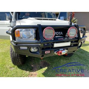 LandCruiser STEDI Fog Lights