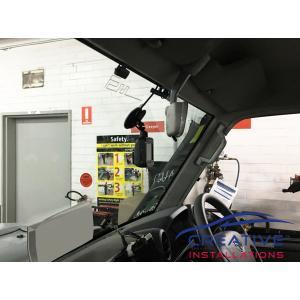 LandCruiser Kenwood KCA-DR300 Dash Camera