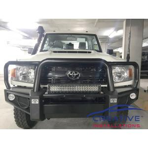 LandCruiser STEDI LED Light Bar