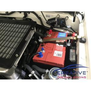 LandCruiser 70 REDARC BCDC1220 Dual Battery System