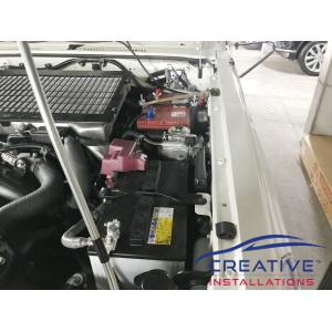 LandCruiser Dual Battery System