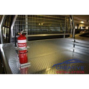 LandCruiser 79 Fire Extinguisher
