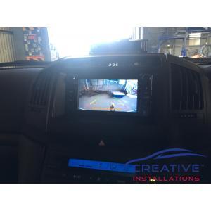 LandCruiser GX Reverse Camera