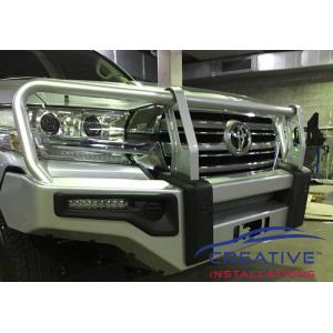 LC200 Front Parking Sensors