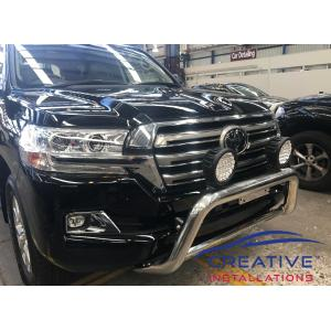 LandCruiser Spot Lights