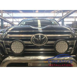 LandCruiser Driving Lights