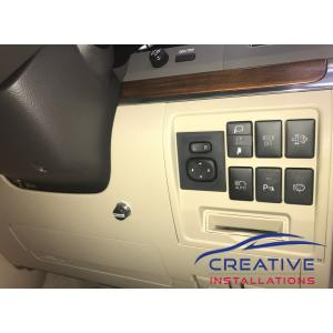 LandCruiser REDARC Electric brake controller