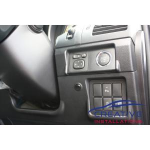 Prado Front Parking Sensors