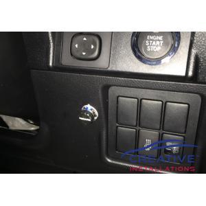 Prado Electric brake controller