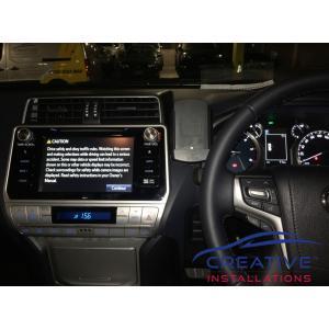 Prado Galaxy Car Cradle