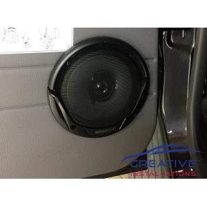 "LandCruiser Kenwood 6.5"" speakers"