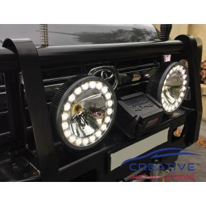 LandCruiser Lightforce Driving Lights