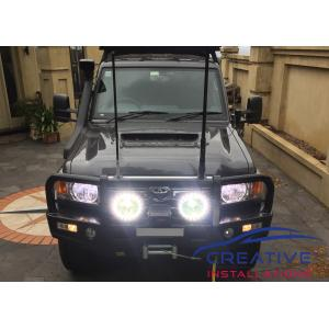 LandCruiser Lightforce Driving Lights