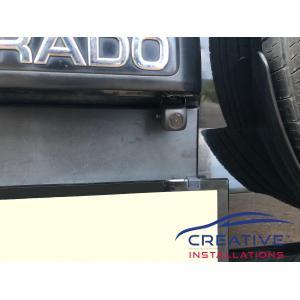 Prado Reversing Camera