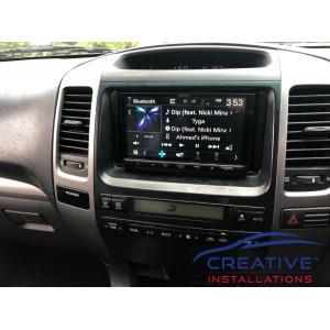 Prado Kenwood Car Stereo