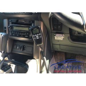 Prado UHF CB Radio