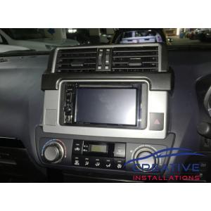 Prado GPS Navigation System