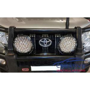 Prado STEDI Type-X Pro Driving Lights