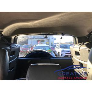 Prado eCELL Dash Cameras