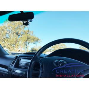 Prado Dash Cameras