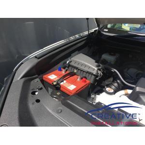 Prado Dual Battery System