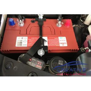 Prado Dual Battery