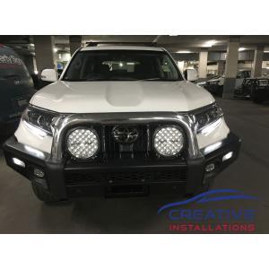 Prado Lightforce Driving Lights