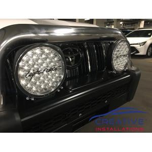 Prado LED Driving Lights