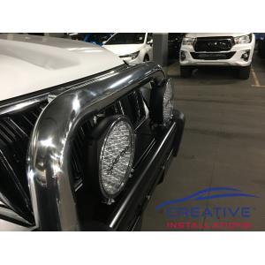 Prado Driving Lights