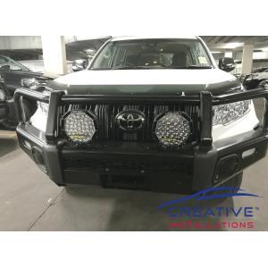 Prado 9'' Bushranger Night Hawk Driving Lights