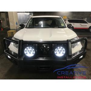 Prado Great Whites LED Driving Lights