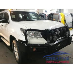 "Prado Roadvision Dominator 7"" LED Driving Lights"