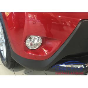 RAV4 Front Parking Sensors
