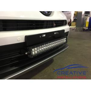 Rav4 2017 Db Link 22 Quot Off Road Dual Row Led Light Bar