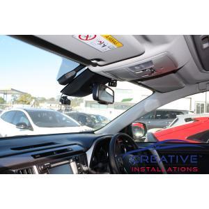 RAV4 Taxi Dash Cameras