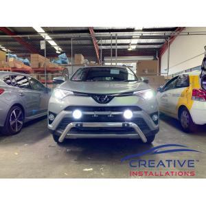 RAV4 LED Driving Lights