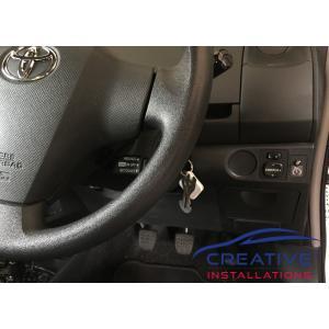 Toyota Yaris Cruise Control